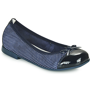 Shoes Girl Flat shoes André PIA Marine
