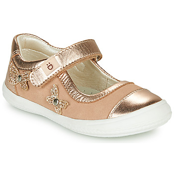 Shoes Girl Flat shoes André ORIANNE Pink