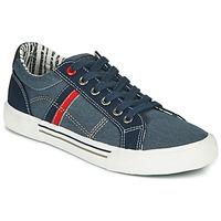 Shoes Boy Low top trainers André ALAN Blue