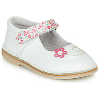 Shoes Girl Flat shoes André ISABELLA White