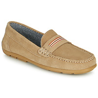 Shoes Boy Loafers André ROMARIN Beige