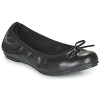 Shoes Girl Flat shoes André AVA Black