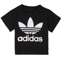 Clothing Children Short-sleeved t-shirts adidas Originals MARGOT Black