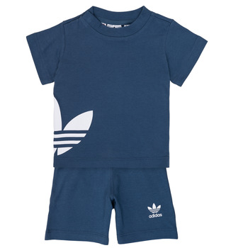 Clothing Boy Sets & Outfits adidas Originals CYLIA Blue