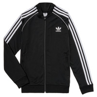 Clothing Children Track tops adidas Originals LYAM Black