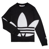 Clothing Children Sweaters adidas Originals BRIGDA Black