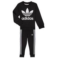 Clothing Children Sets & Outfits adidas Originals LOKI Black