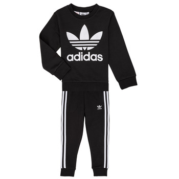 Clothing Children Sets & Outfits adidas Originals LOKI Black
