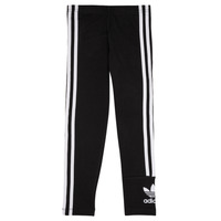 Clothing Girl Leggings adidas Originals MIKADI Black