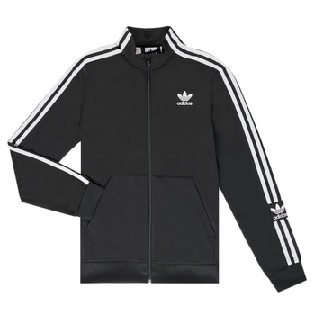 Clothing Boy Track tops adidas Originals MARIEME Black