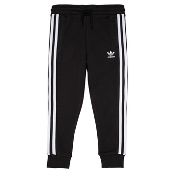 Clothing Children Tracksuit bottoms adidas Originals LOOAI Black