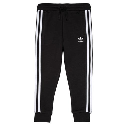 Clothing Children Tracksuit bottoms adidas Originals LOOAI Black