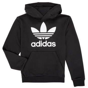 Clothing Children sweaters adidas Originals ZACK Black