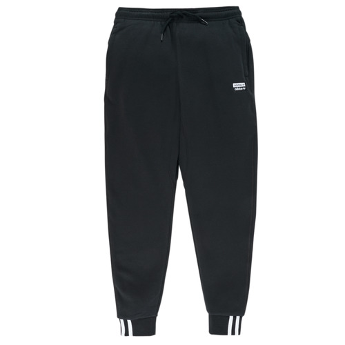 Clothing Boy Tracksuit bottoms adidas Originals MEHLIA Black