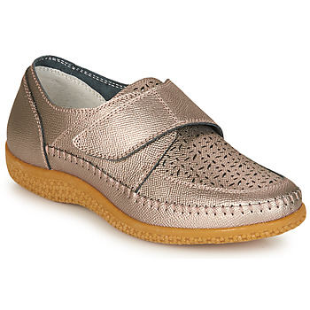 Shoes Women Derby Shoes Damart LORELI Bronze