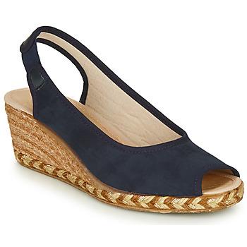 Shoes Women Espadrilles Damart LORELO Marine