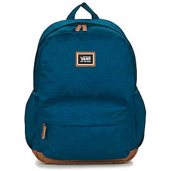 Bags Rucksacks Vans WM REALM PLUS BACKPACK GIBRALTAR SEA Blue