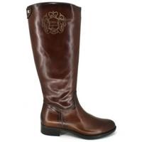 Shoes Women High boots Luis Gonzalo 4936M Botas de Montar de Mujer brown