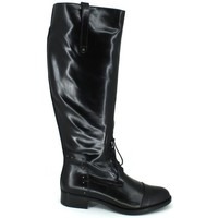 Shoes Women High boots Luis Gonzalo 4932M Botas de Montar de Mujer black