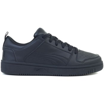 Shoes Men Derby Shoes & Brogues Puma Rebound Layup LO SL Black