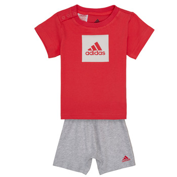 Clothing Girl Sets & Outfits adidas Performance MELISA Pink