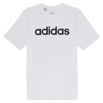 Clothing Boy Short-sleeved t-shirts adidas Performance NATAZI White