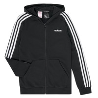 Clothing Girl Sweaters adidas Performance GOMELLO Black