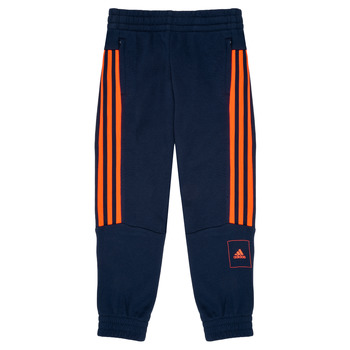 Clothing Boy Tracksuit bottoms adidas Performance PERIOLRI Marine