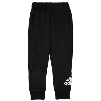 Clothing Boy Tracksuit bottoms adidas Performance MARTA Black