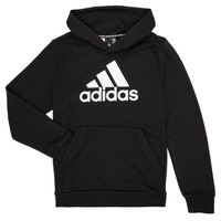 Clothing Boy Sweaters adidas Performance MANEZ Black