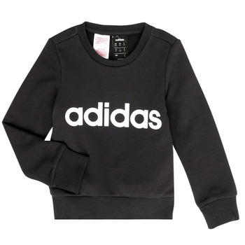 Clothing Girl Sweaters adidas Performance MED Black