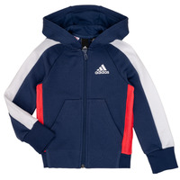 Clothing Girl sweaters adidas Performance ADELIA Marine