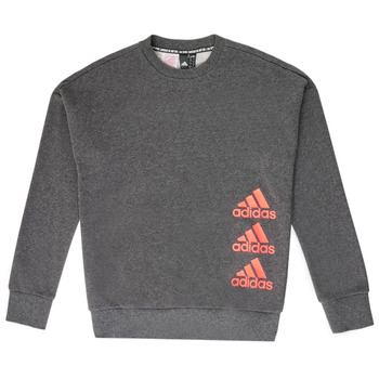 Clothing Girl sweaters adidas Performance MARTIKA Grey
