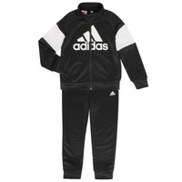 Clothing Boy Tracksuits adidas Performance AMAURY Black