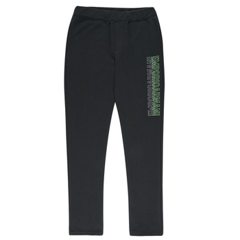 Clothing Boy Tracksuit bottoms Emporio Armani Arnaud Black