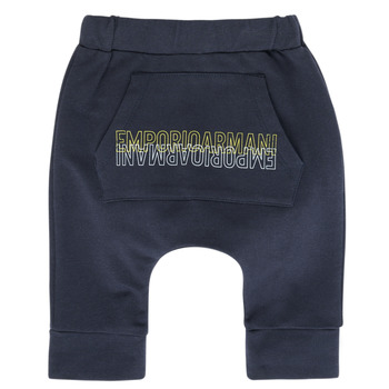 Clothing Boy Tracksuit bottoms Emporio Armani Avery Marine