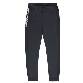 Clothing Boy Tracksuit bottoms Emporio Armani Anderson Marine