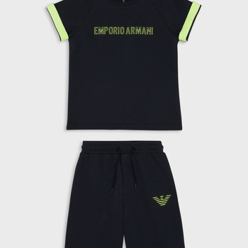 Clothing Boy Sets & Outfits Emporio Armani Antonio Marine