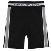 Clothing Boy Shorts / Bermudas Emporio Armani Aubert Black
