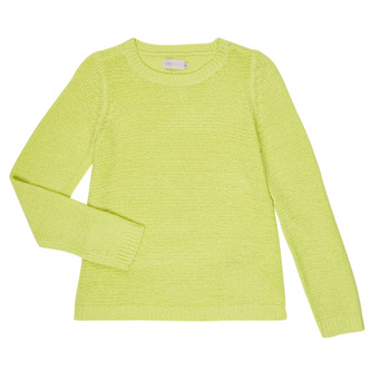 Clothing Girl jumpers Only KONGEENA Yellow