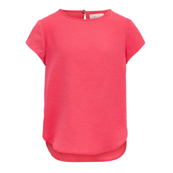 Clothing Girl Tops / Blouses Only KONVICTORIA Red