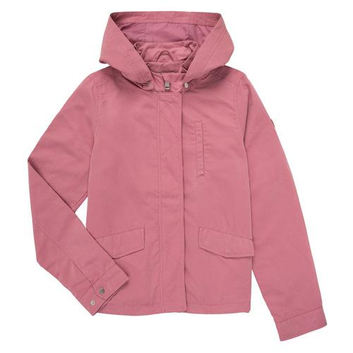 Clothing Girl Jackets Only KONNEWSKYLAR Pink