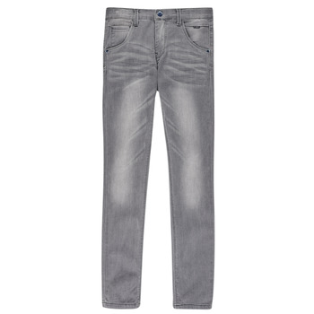Clothing Boy slim jeans Name it NITCLAS Grey