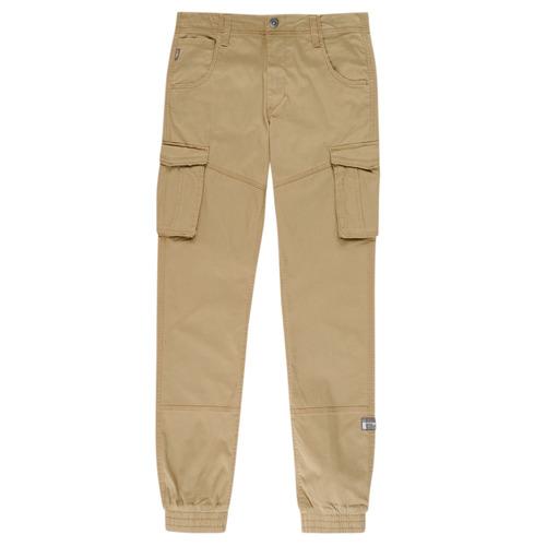 Clothing Boy Cargo trousers Name it NITBAMGO Beige