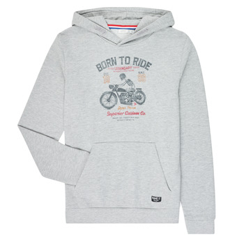 Clothing Boy sweaters Name it NKMTMOTORWALA Grey