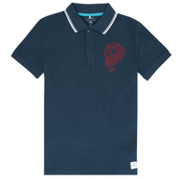 Clothing Boy short-sleeved polo shirts Name it NKMTOSLILA Marine