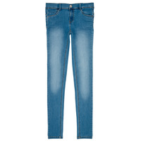 Clothing Girl slim jeans Name it NKF POLLY DNMTASIS Blue