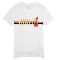 Clothing Girl Short-sleeved t-shirts Name it NKFBARBRA White