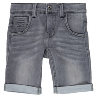 Clothing Boy Shorts / Bermudas Name it NKMTHEO Grey