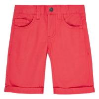 Clothing Boy Shorts / Bermudas Name it NKMSOFUS TWIISAK Red